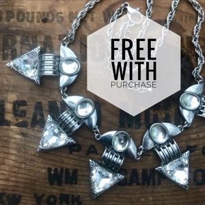 FREE with purchase!